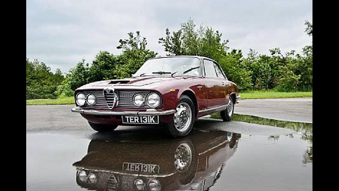 Alfa Romeo 2600 Sprint Coupé