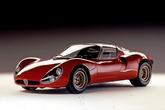 Alfa Romeo 33 Stradale prototipo, 1967