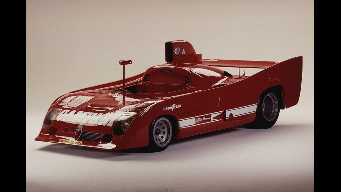 Alfa Romeo 33 TT 12, 1975