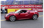 Alfa Romeo 4C - Carspotting - GP Monaco 2016