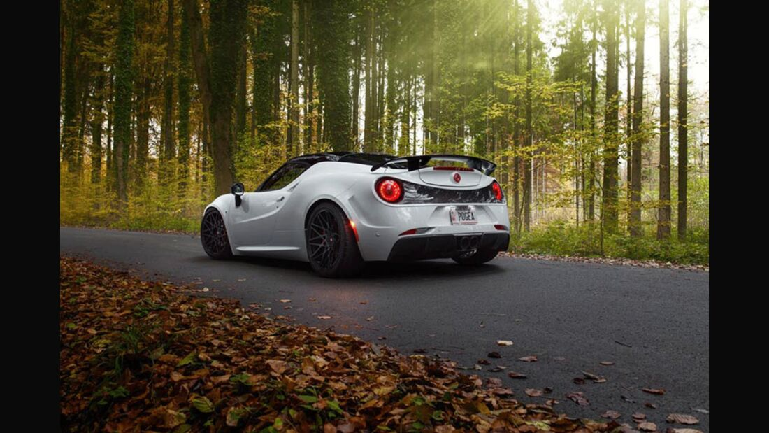 Alfa Romeo 4C Centurion 1plus by Pogea Racing