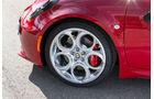 Alfa Romeo 4C, Felgen