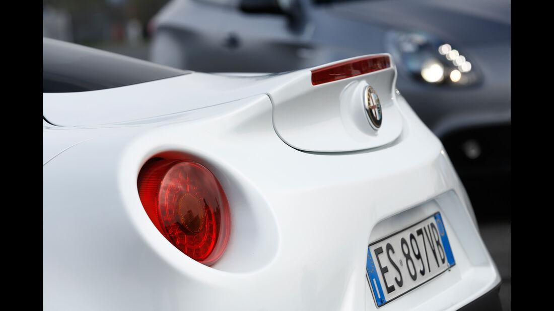 Alfa Romeo 4C, Giulietta Quadrifoglio Verde, Impression, Generation