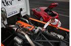 Alfa Romeo 4C, Iveco Race Stralis, Impression