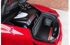 Alfa Romeo 4C, Kofferraum