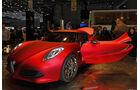 Alfa Romeo 4C, Messe, Genf, 2011