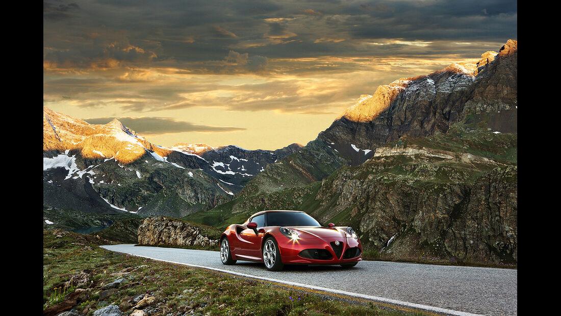 Alfa Romeo 4C Rekord