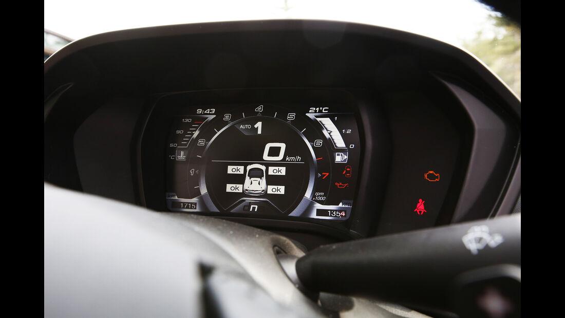 Alfa Romeo 4C Spider Fahrbericht