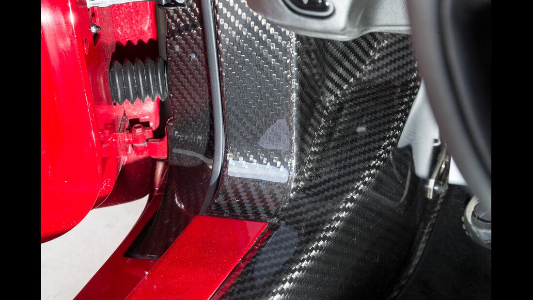 Alfa Romeo 4C, Tür, Detail