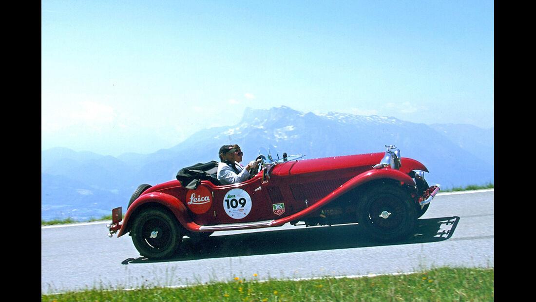 Alfa Romeo 6C 1750 Freestone & Webb