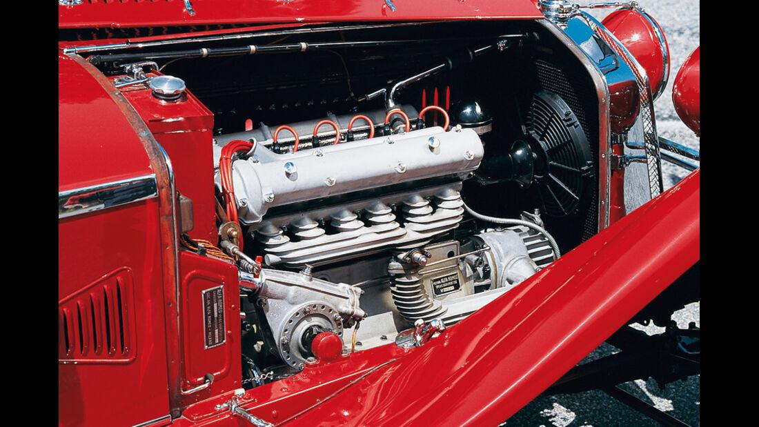 Alfa Romeo 6C 1750 Gran Sport Motor