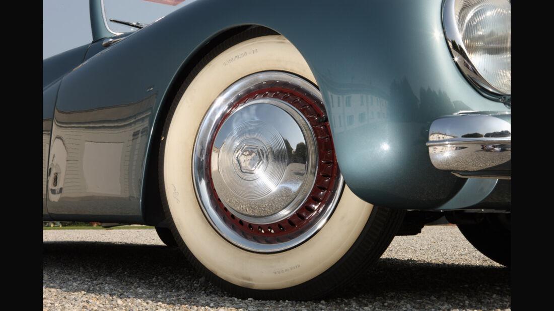 Alfa Romeo 6C 2500 C Cabriolet Stabilimenti Farina Rad