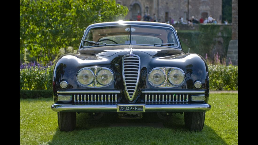 Alfa Romeo 6C 2500, Jewels in the Park, Classic Days Schloss Dyck