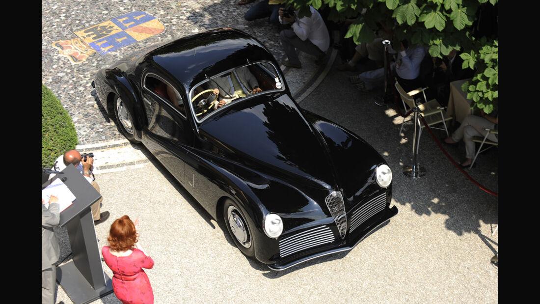 Alfa Romeo, 6C 2500 SS, Coupé, Bertone, 1942, Corrado Lopresto, I