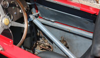 Alfa Romeo 750 Competizione, Benzinhahn