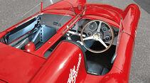 Alfa Romeo 750 Competizione, Cockpit