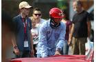 Alfa Romeo 750 Competizione, Fahrer