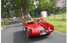 Alfa Romeo 750 Competizione, Heckansicht