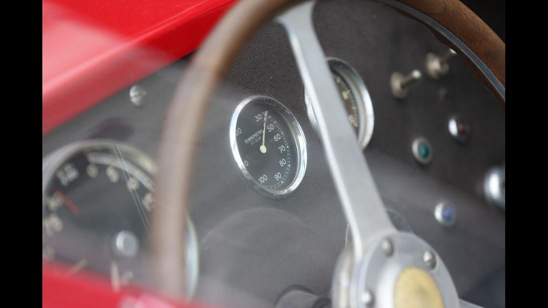 Alfa Romeo 750 Competizione, Rundinstrumente