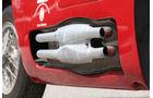 Alfa Romeo 750 Competizione, Sidepipes, Auspuff