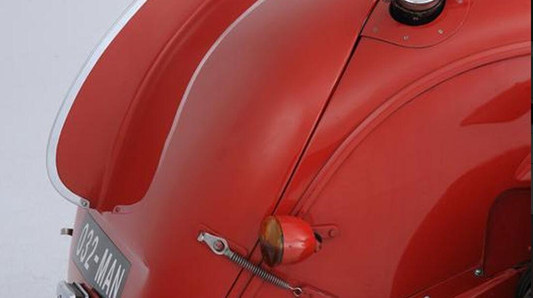 Alfa Romeo 8C 2300 Spyder Lungo