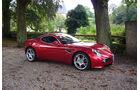 Alfa Romeo 8C - Seitenansicht