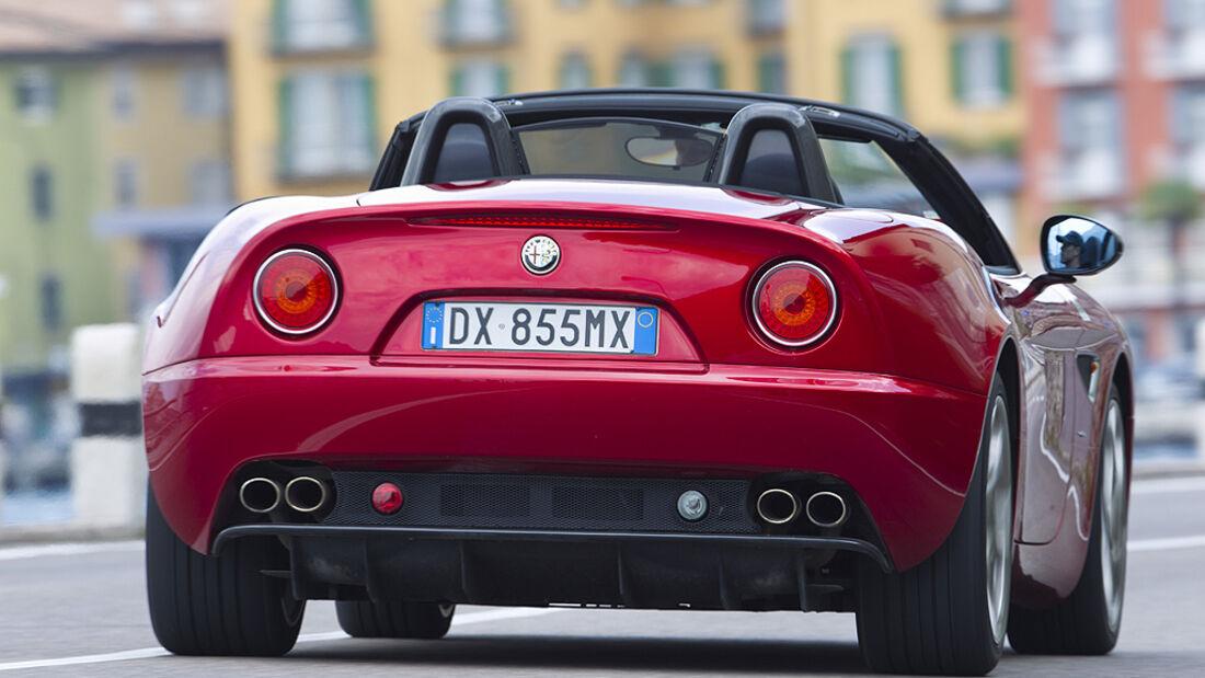 Alfa Romeo Spider 2021