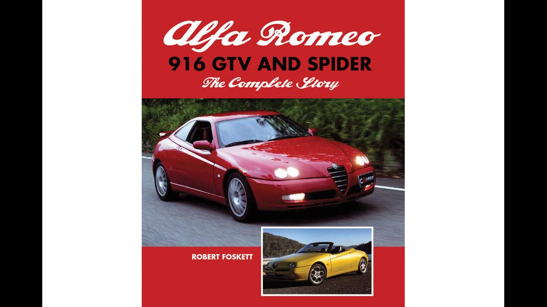 Alfa Romeo 916, Handbuch