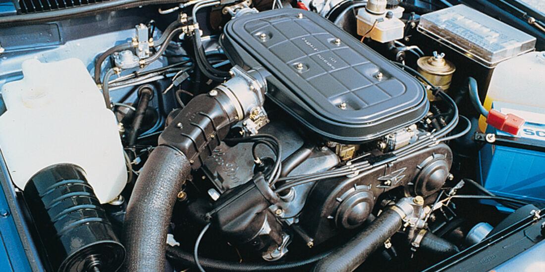 Alfa Romeo Alfa 6 Motor