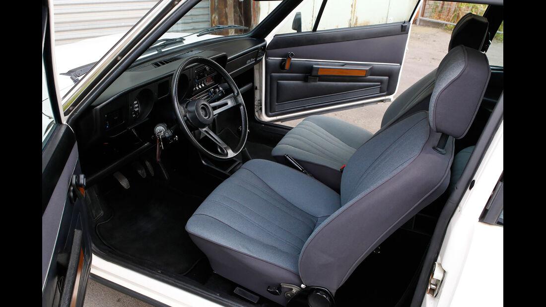 Alfa Romeo Alfasud 1.5, Cockpit