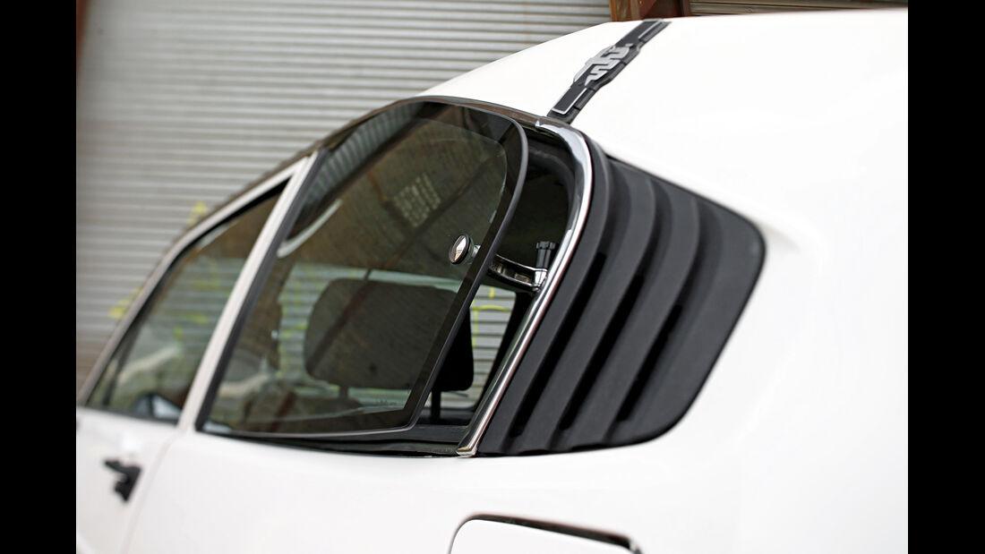 Alfa Romeo Alfasud 1.5, Fondfenster
