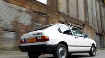 Alfa Romeo Alfasud 1.5, Heckansicht