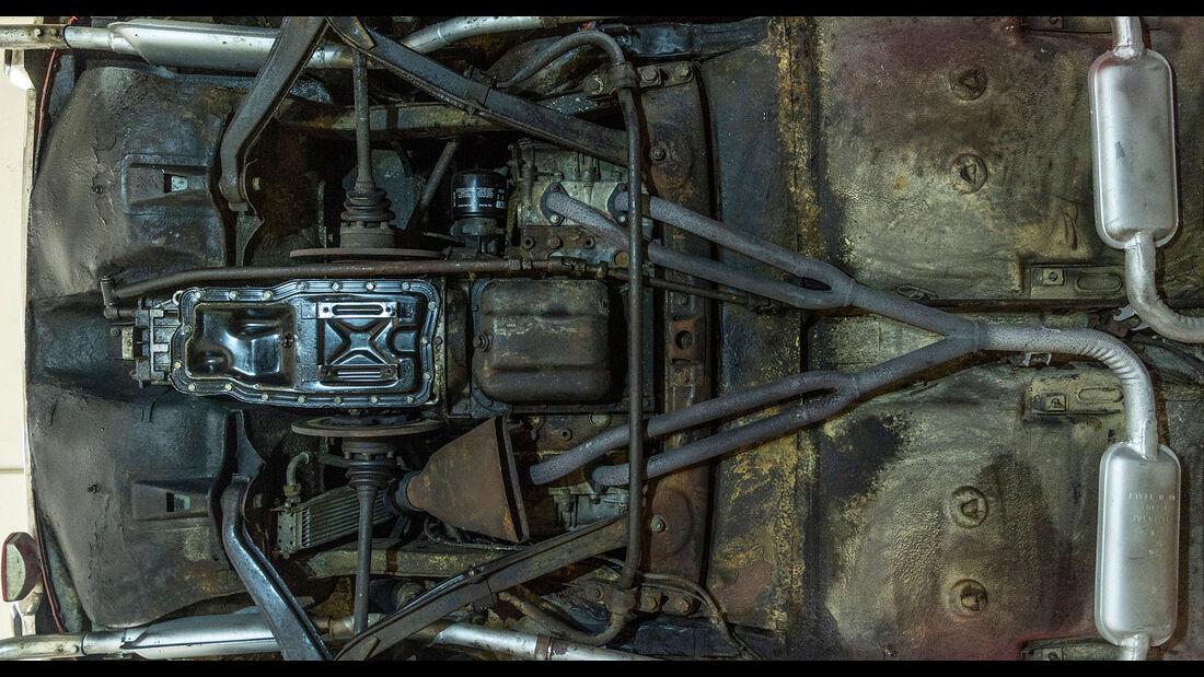 Alfa Romeo Alfasud Ti Bimotore 4×4 Wainer (1974)
