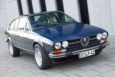 Alfa Romeo Alfetta GT, Frontansicht