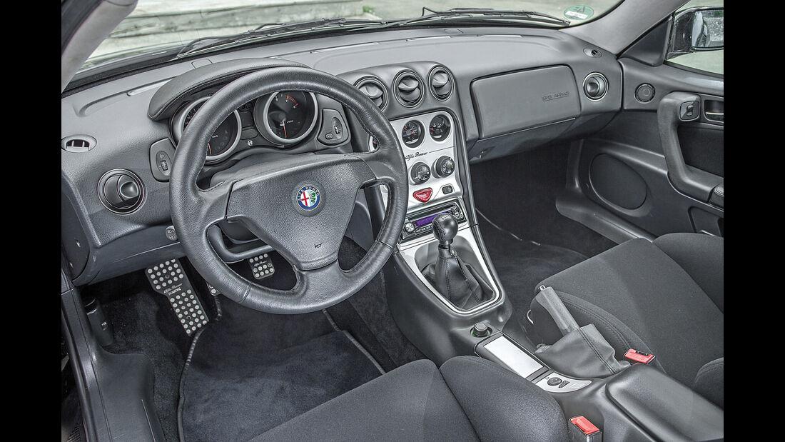 Alfa Romeo Alfetta GTV 6, Cockpit