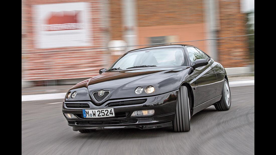 Alfa Romeo Alfetta GTV 6, Frontansicht