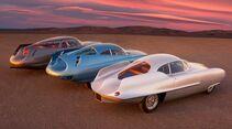 Alfa Romeo B.A.T. 5, 7, 9 (1953-55)