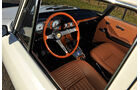 Alfa Romeo Berlina 2000, Cockpit, Lenkrad