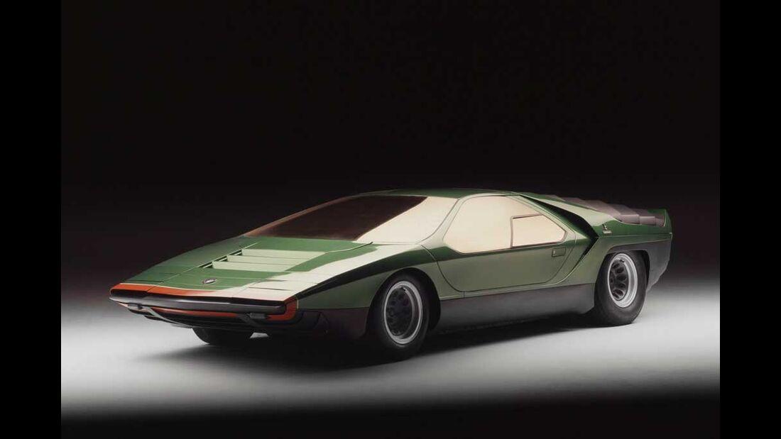 Alfa Romeo Carabo Konzept