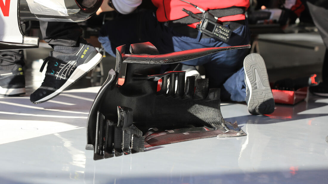 Alfa Romeo - F1-Test - Barcelona - 19. Februar 2020