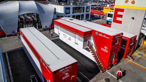 Alfa Romeo - Formel 1 - 2020