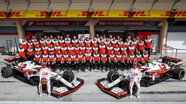Alfa Romeo - Formel 1 - 2021