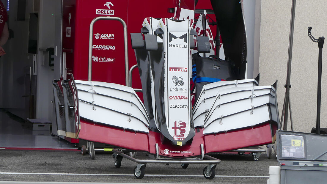 Alfa Romeo - Formel 1 - GP Frankreich - 17. Juni 2021