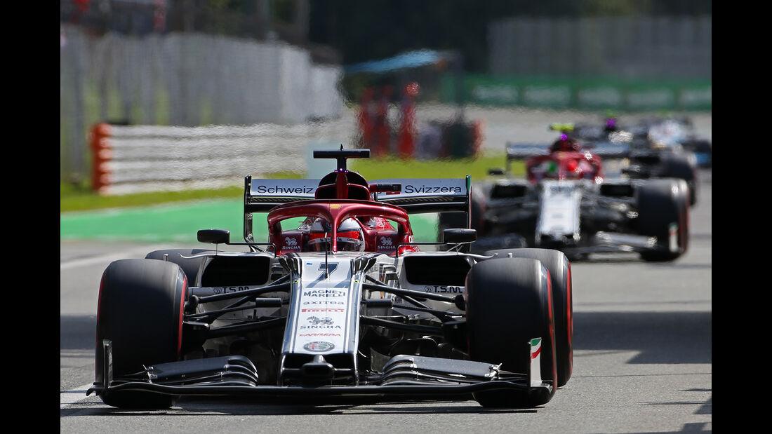 Alfa Romeo - Formel 1 - GP Italien - Monza - 2019