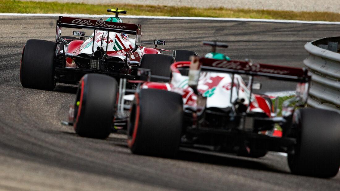 Alfa Romeo - Formel 1 - GP Italien - Monza - 2021