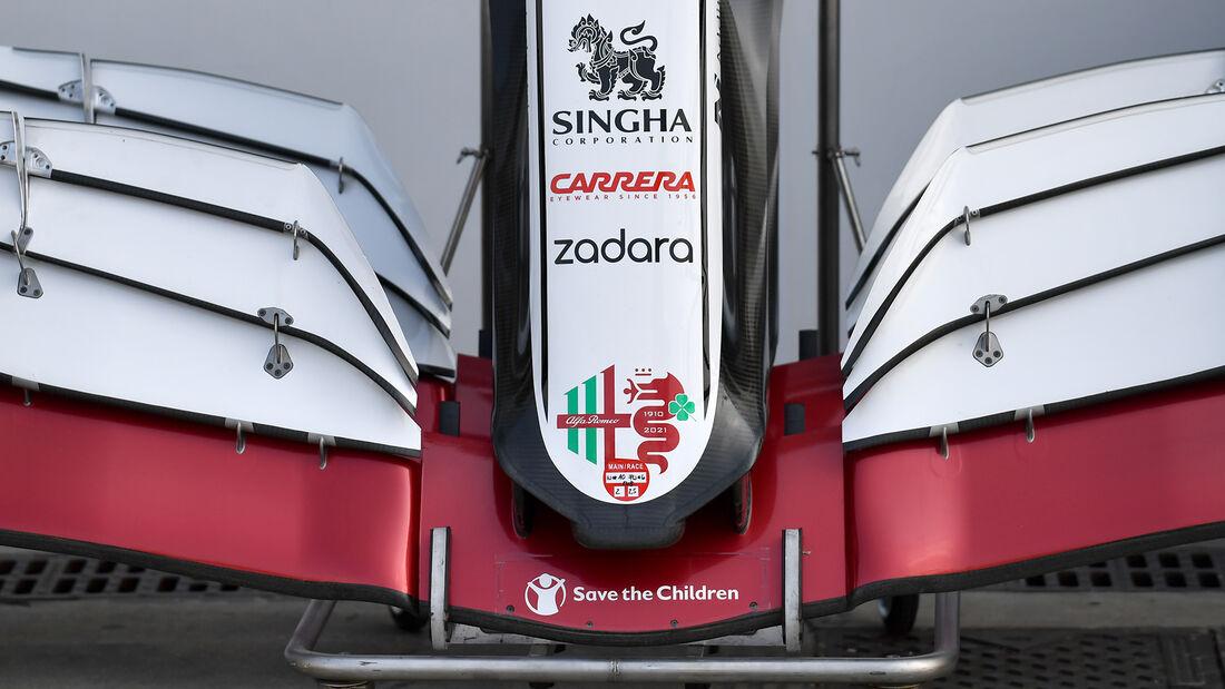 Alfa Romeo - Formel 1 - GP Italien - Monza - 9. September  2021