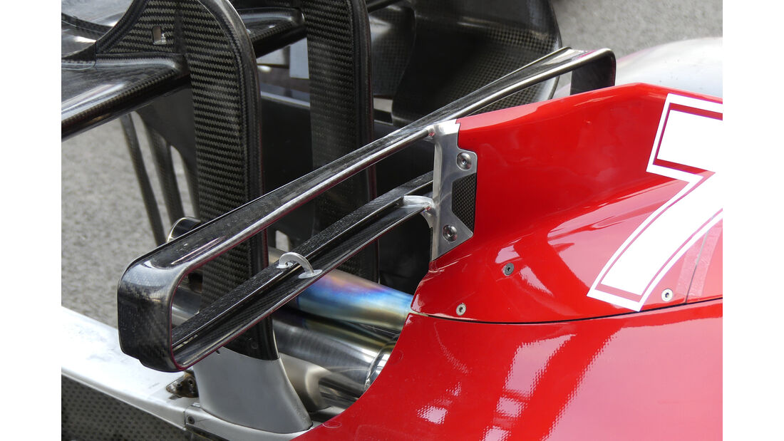 Alfa Romeo - Formel 1 - GP Mexiko - 24. Oktober 2019
