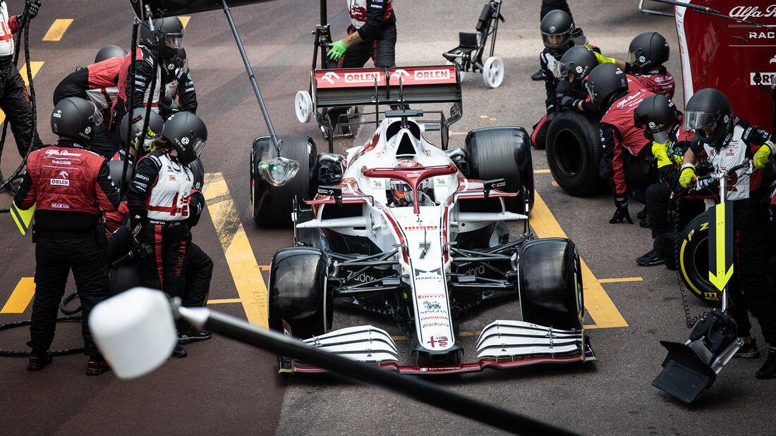 Alfa Romeo - Formel 1 - GP Monaco - 2021