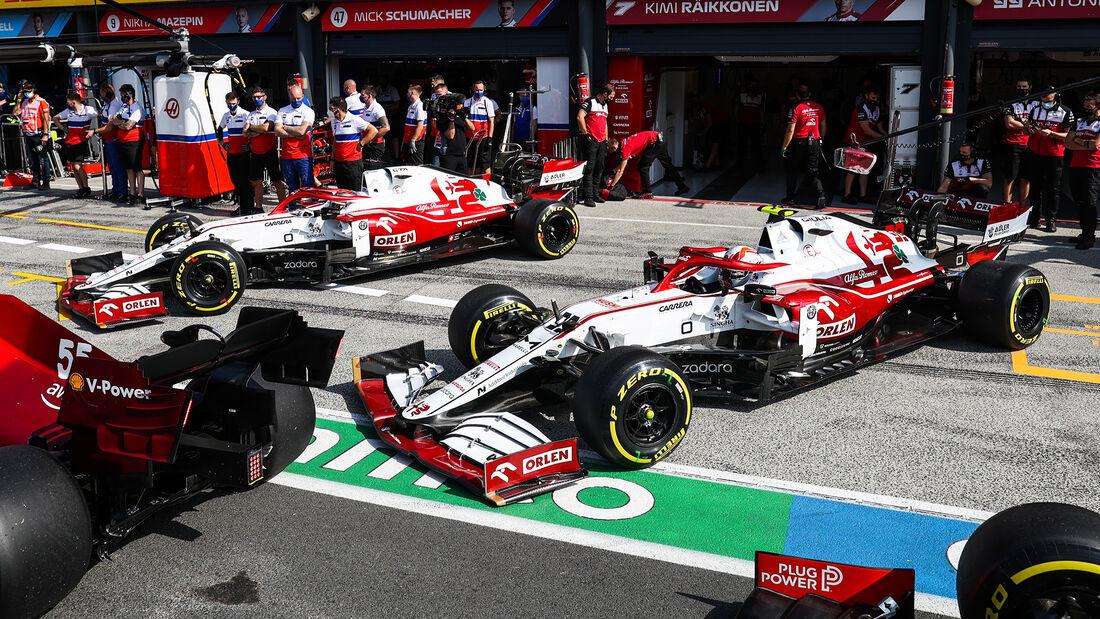 Alfa Romeo - Formel 1 - GP Niederlande - Zandvoort - 2021