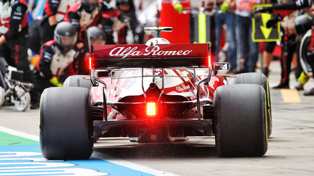 Alfa Romeo - Formel 1 - GP Österreich 2021